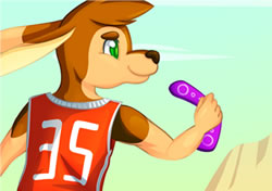 Turaco kangaroo games